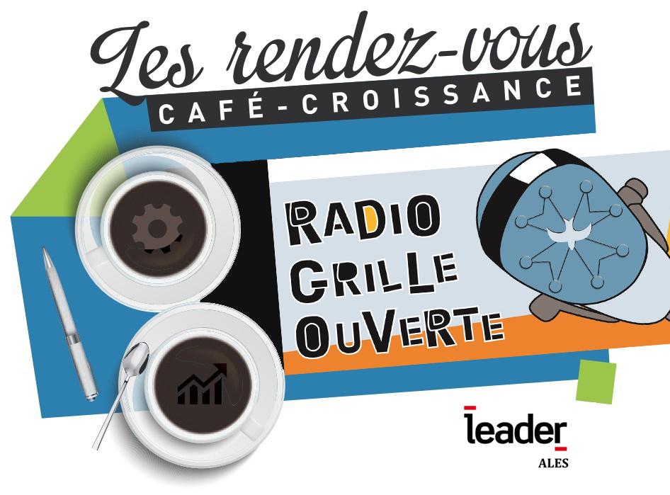 Café Croissance : émission spéciale Festival Cinéma d'Alès Itinérances [25 mars 2015]