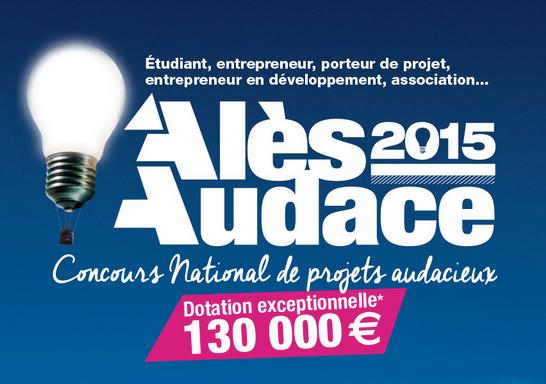 Café Croissance, la chronique radio : le concours Alès Audace 2015 [podcast]