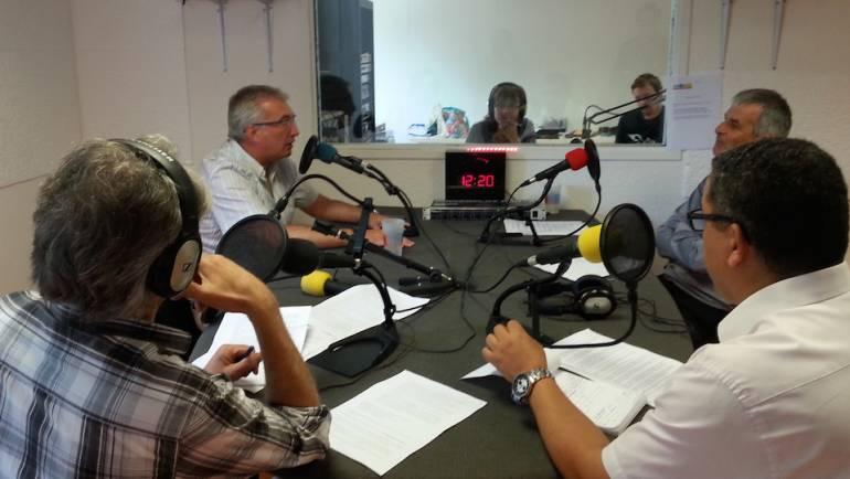 Réécoutez le débat entre Christophe Rivenq et Fabrice Verdier