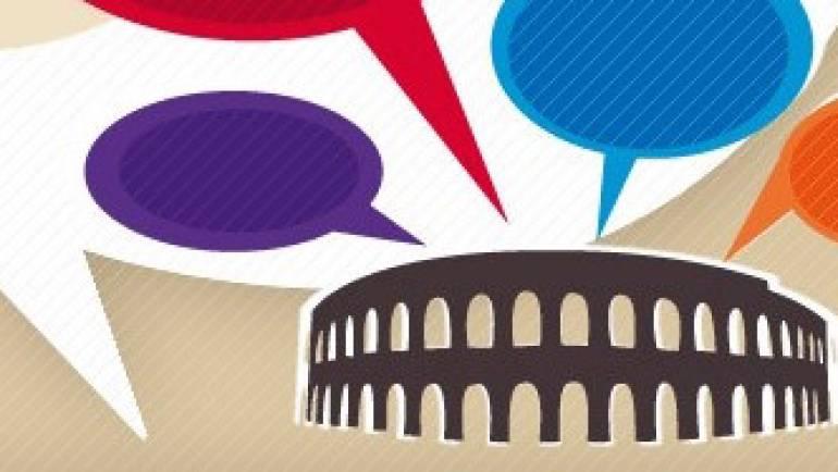 Participation à la Conférence des Arènes du Patrimoine [9 octobre 2015]