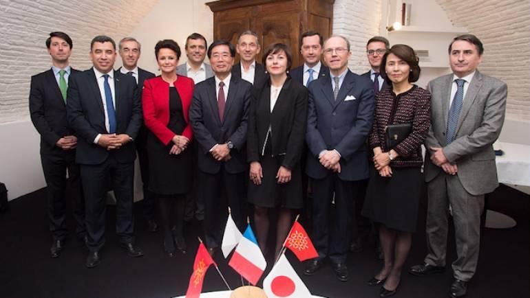 Rencontre avec le Japon [Pyrénées Info]