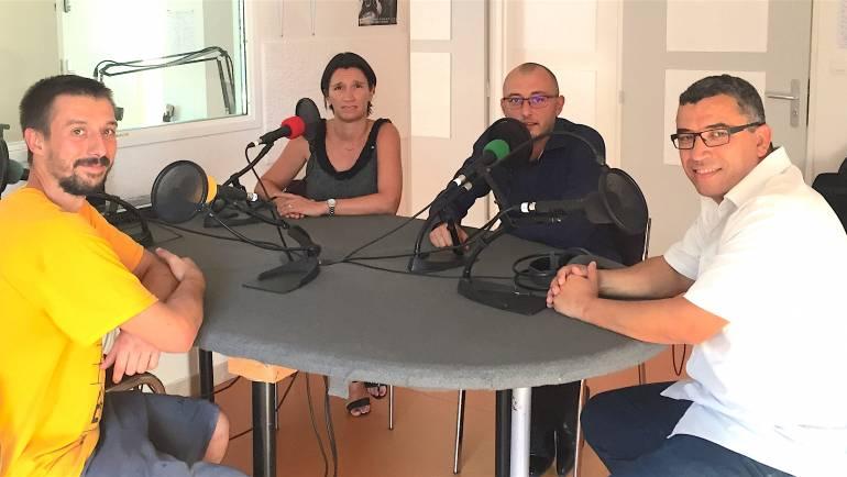Café Croissance : interviews et discussions autour du Concours Alès Audace