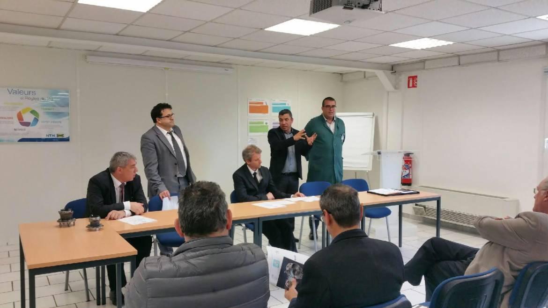 CLEE (Comité Local Ecole Entreprise) : Créer des ponts entre les écoles et les entreprises [Midi Libre]