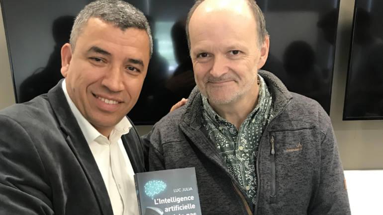 Entretien avec Luc Julia, cofondateur de Siri et Vice-président de Samsung Electronics