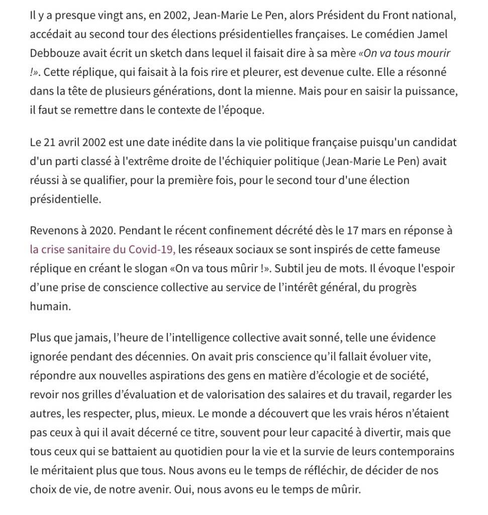 Les Echos Jalil Benabdillah 2