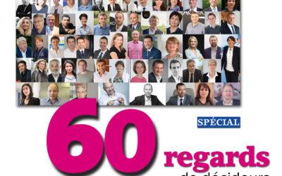 60 regards de décideurs [La Lettre M]